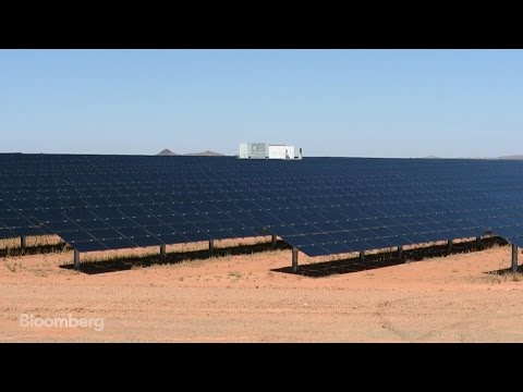 This Mining Town Wants to Lead Australia's Solar Energy Revo