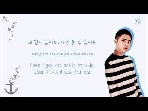 D.O 디오 & RYEOWOOK 려욱 - Missing You Color-Coded- Han l Rom l Eng 가사 by xoxobuttons