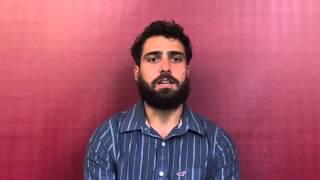 Depoimento - Arthur Vargas - CSUN Julho de 2015