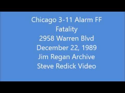 Chicago Fire Radio Traffic Warren & Sacramento
