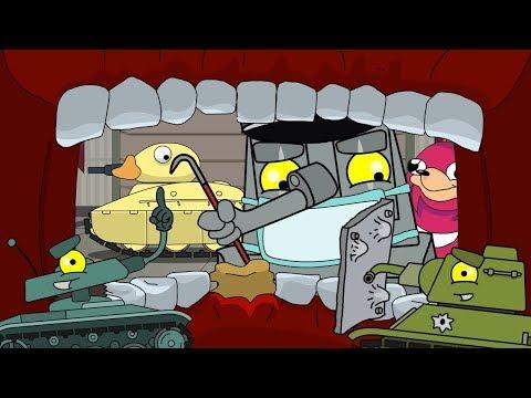 ТОП 8 серий - Мультики про танки - Прикольное видео онлайн