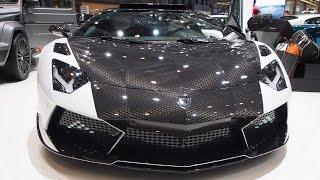 Lamborghini Aventador LP 700-4 - Mansory Carbonado GT - Exterior Walkaround