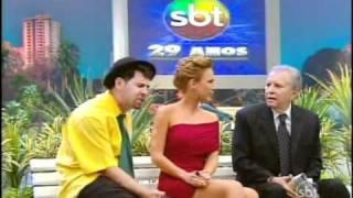 Eliana Gostosa Na Praça é Nossa Especial Sbt 29 Anos