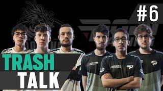 #BR6 - TRASH TALK #6 (2ª Temporada 2017)