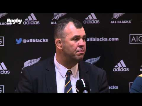 Wallabies: Post-match press conference after New Zealand defeat
