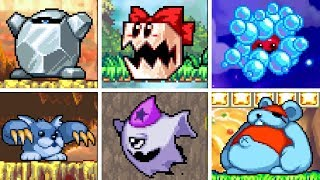 Kirby: Squeak Squad - All Mid-Bosses