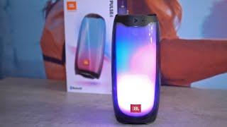 JBL Pulse 4 Bluetooth-Speaker: 4th generation of the LED lava lamp (English)  #IFA2019