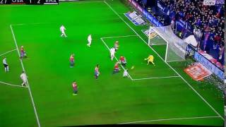Osasuna vs Real Madrid 1-3 All Goals & Highlights 11/02/2017