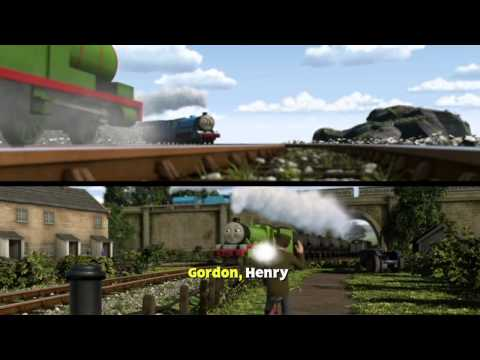 Thomas & Friends  Hear the Engines Coming Karaoke