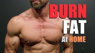 15 min. FAT BURNING Workout! (NO EQUIPMENT NEEDED) Home HIIT Workout