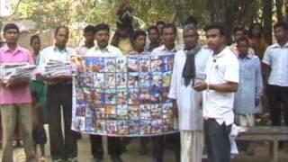 Bible Story Cloths in Bangladesh