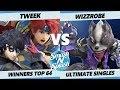 Sns5 Ssbu - Tsm | Tweek Joker, Roy Vs Wizzrobe Wolf Smash Ultimate Winners Top 64