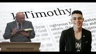 Charles Metcalf and Casey Freswick VS 1 Timothy 6:11