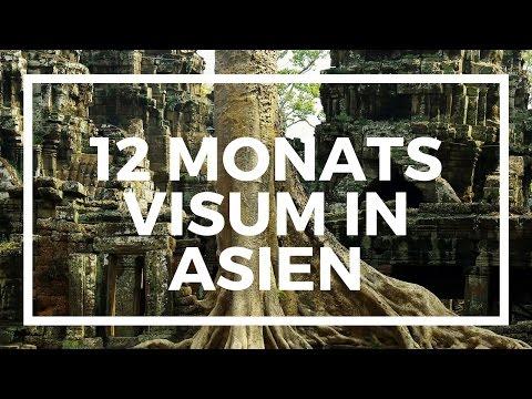 Einfaches 12 Monatiges Home Base Visum In Asien