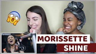 "Morissette performs ""Shine"" LIVE on Wish 107.5 Bus (REACTION)"