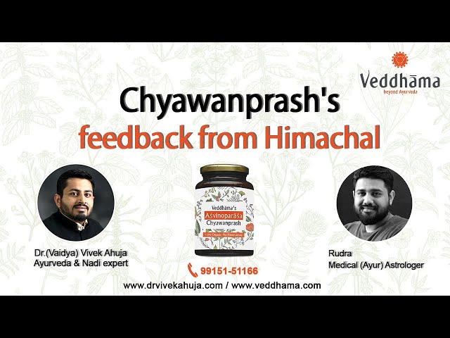 Chyawanprash's feedback from Himachal