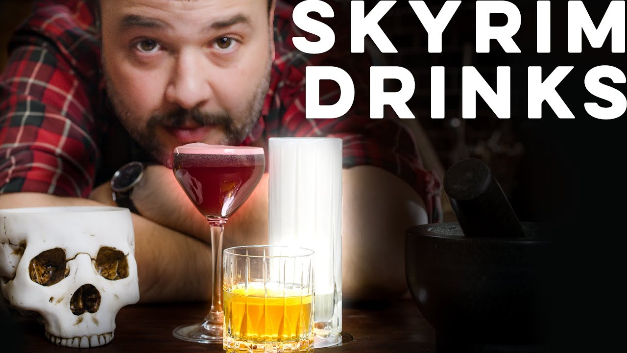 Drinks from Skyrim | How to Drink thumbnail