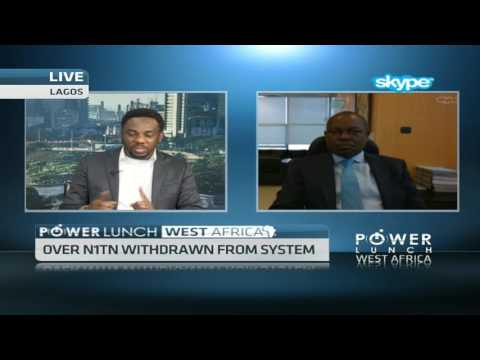 Ade Ayeyemi: CNBC Africa's Power Lunch