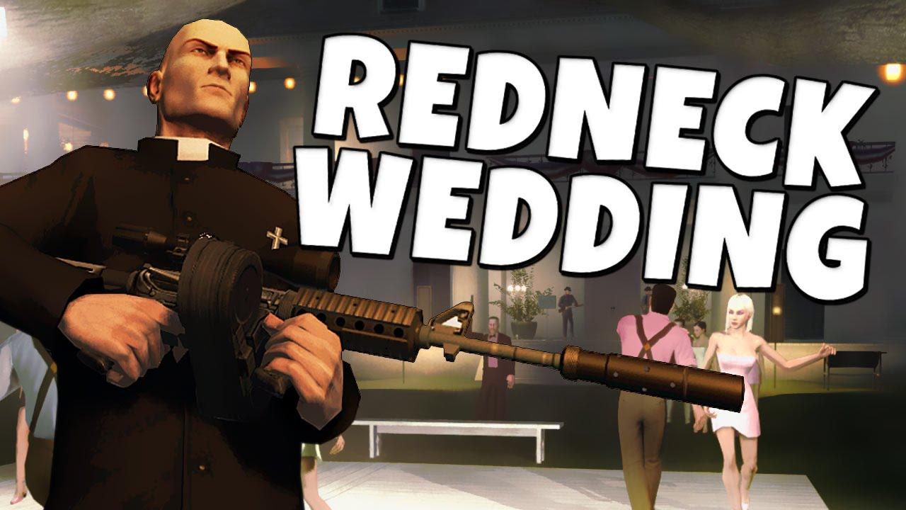 Southern Wedding Hitman Blood Money Youtube