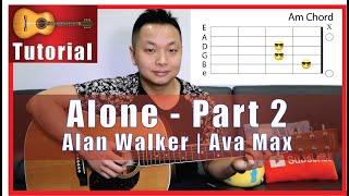 Download Alone Part 2 - Alan Walker Guitar Tutorial