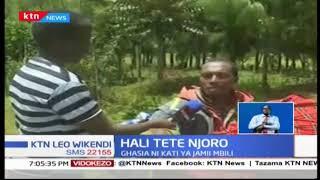 Naibu wa Spika wa Nakuru Samuel Tonui azuiliwa kwa madai ya kuhusika katika vita vya kikabila Njoro