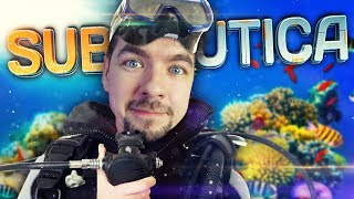 SUBNAUTICA IS FINALLY RELEASED | Subnautica - Part 1 (Full Release) thumbnail
