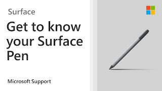 How to use tнe Surface Pen | Microsoft