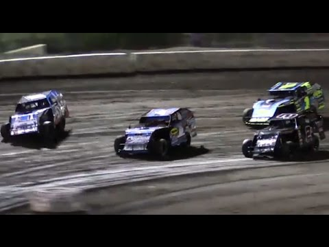 HEAT RACES: Bakersfield Speedway 9-24-16