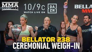 Bellator 238 Ceremonial Weigh-In Highlights - MMA Fighting