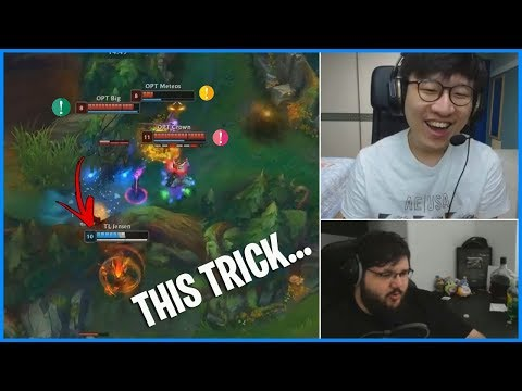 After All These Years We Found This Yasuo's R Trick... LoL Daily Moments Ep 551