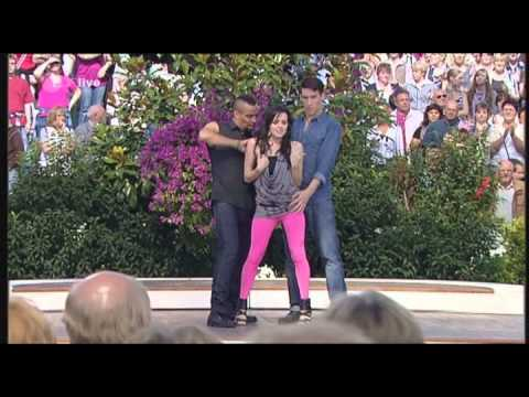 Charlee - Boy Like You @ ZDF Fernsehgarten