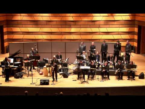 Colorado State University Jazz Ensemble with Peter Sommer: Giant Steps