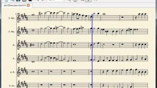 Palestrina - O Bone Jesu - Instrumental