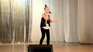 �������� ���� Диана Нечепуренко,эстрадный вокал солист, 11 лет, МАЛЬЧИШКА ДЖАЗ, Великий Новгород, Творческий Центр ������
