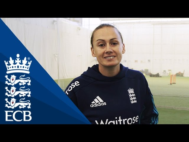 Laura Marsh On Body Alignment When Bowling - England Cricketing Tips