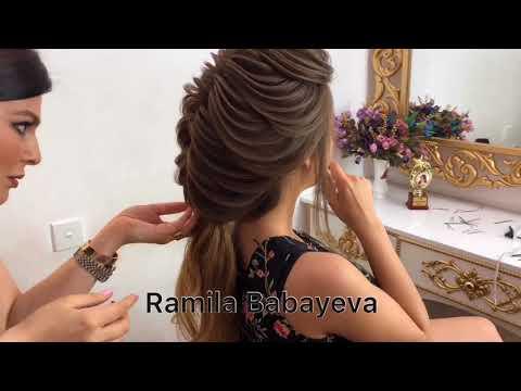 Orxideya Beauty Center Ziyafet Sac Duzumu Ve Makiyaji By Rami Youtube