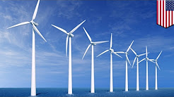 Clean energy: Largest offshore wind farm in the U.S. to be built near Long Island - TomoNews