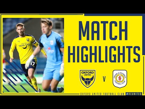 Oxford Utd Crewe Goals And Highlights