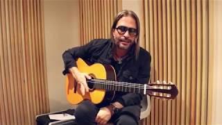 Guitarreando con Sergio Vallín
