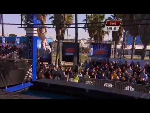 Andrey Pfening at 2012 Venice Qualifiers / American Ninja Warrior