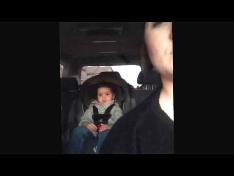 Watch This Toddler Sing 'Wrecking Ball' with So Much Emotion