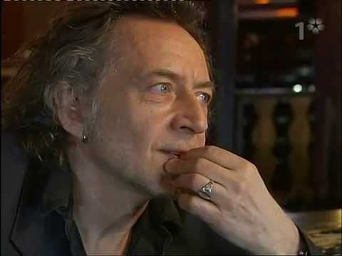 Ulf Lundell På Tyrol 2005 musik & intervju del 1 - YouTube