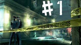 Murdered Soul Suspect Gameplay Walkthrough Part 1 - The Killer