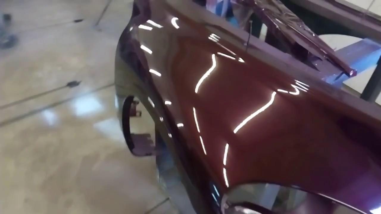 окраска Chrysler PT Cruiser
