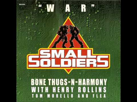 Bone Thugs-N-Harmony - War [Extended Commando Elite Mix]