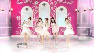 음악중심 - Girl's Day - Hug Me Once, 걸스데이 - 한 번만 안아줘, Music Core 20110709 thumbnail