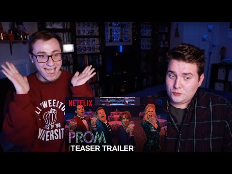The Prom – Netflix Official Teaser Trailer *REACTION*