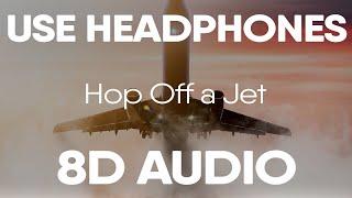 Young Thug - Hop Off a Jet ft. Travis Scott (8D Audio)