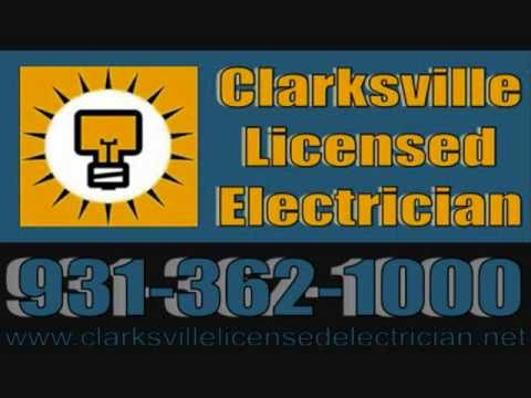 Electrician  in Clarksville Tn - 931-362-1000