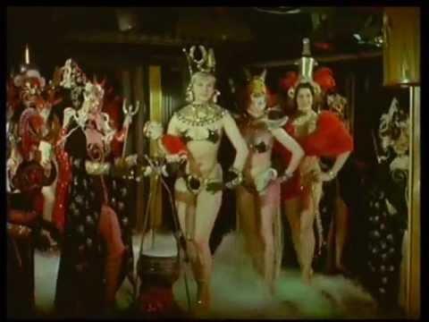 Soho Nights: 1958 until 1962.